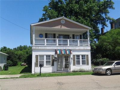 Muskingum County Commercial For Sale: 322 High St