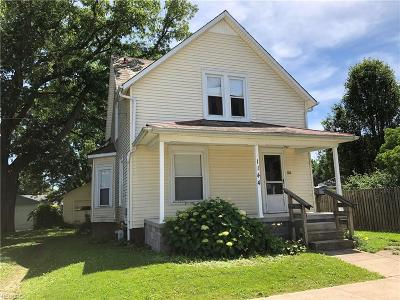 Single Family Home For Sale: 1144 Sherman Ave Northwest