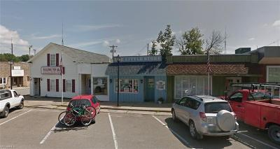 Andover Commercial For Sale: 36 Public Square