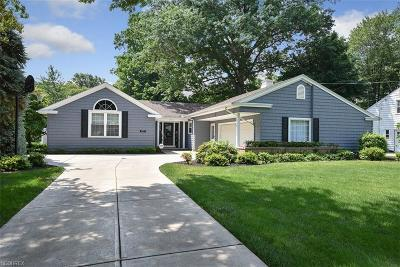 Bay Village Single Family Home For Sale: 30007 Winsor Dr