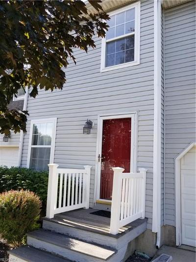 Painesville OH Condo/Townhouse For Sale: $84,900