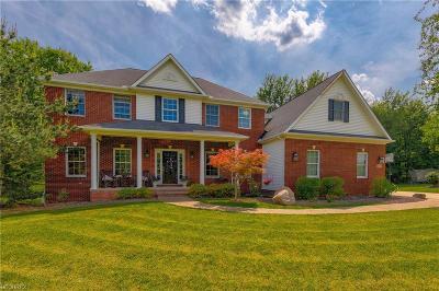 Brecksville Single Family Home For Sale: 5578 Hollythorn Dr