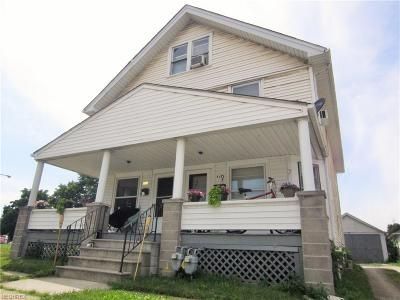 Elyria Multi Family Home For Sale: 510 West River Rd North