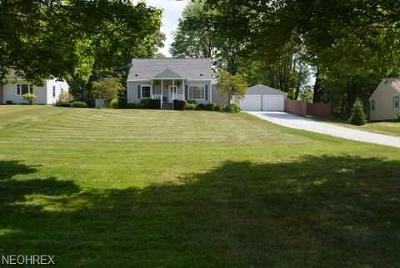 Summit County Single Family Home For Sale: 2168 Auberry Dr