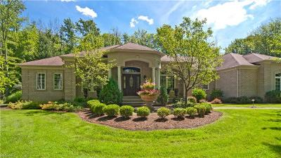 Moreland Hills Single Family Home For Sale: 15 Deep Creek Ln