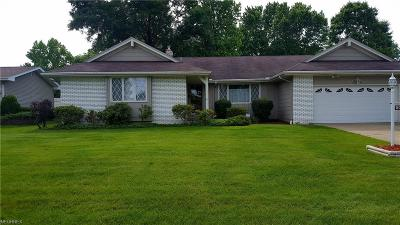 Boardman Single Family Home For Sale: 8022 Forest Lake Dr
