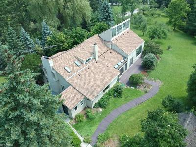 Geauga County Single Family Home For Sale: 11375 Bean Rd