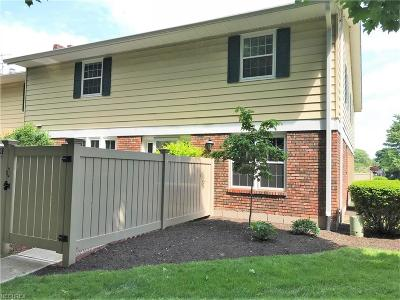 Mentor Condo/Townhouse For Sale: 7970 Mentor Ave #K08