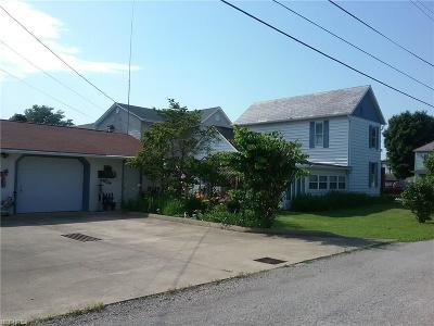 Byesville Single Family Home For Sale: 203 Euclid Ave