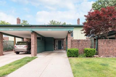 Olmsted Falls Condo/Townhouse For Sale: 26610 North Park Blvd