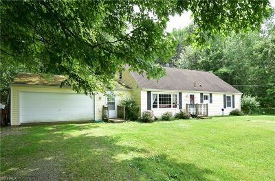 North Ridgeville Single Family Home For Sale: 36751 Sugar Ridge Rd