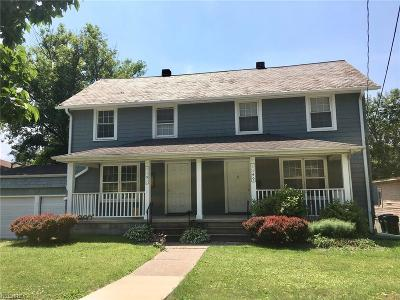 Elyria Multi Family Home For Sale: 1151 East River St