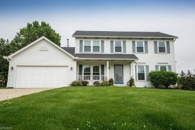 Twinsburg Single Family Home For Sale: 2408 Sandalwood Dr