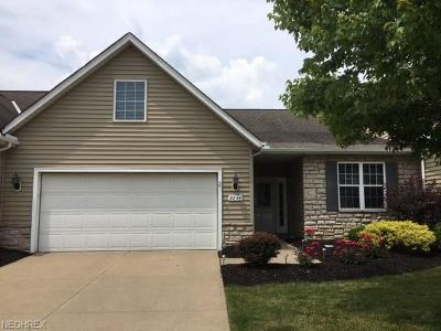 Olmsted Falls Condo/Townhouse For Sale: 8844 Morgans Run #5B