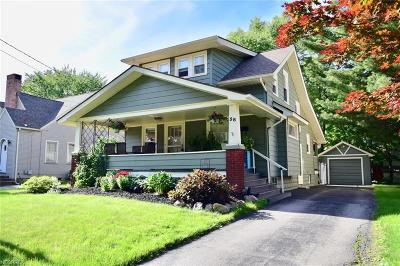 Boardman Single Family Home For Sale: 58 Shadyside Dr