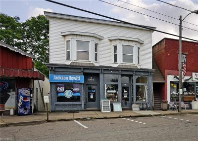 Stark County Commercial For Sale: 7 Canal St East