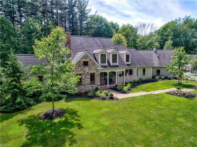 Chardon Single Family Home For Sale: 12150 Falls Rd