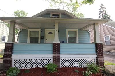Youngstown Single Family Home For Sale: 4605 Southern Blvd