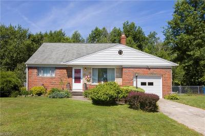North Olmsted Single Family Home For Sale: 4396 West Ranchview Ave