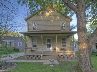 Canfield Single Family Home For Sale: 267 Oak St
