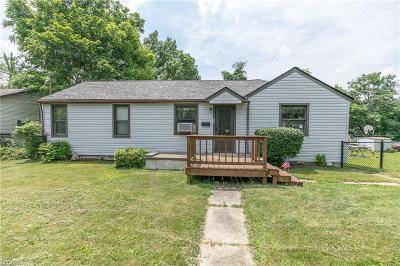 Medina County Single Family Home For Sale: 160 Kyle St