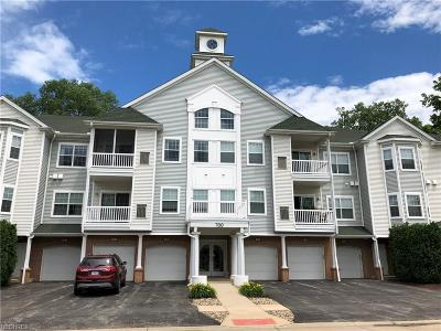 Avon Lake Condo/Townhouse For Sale: 714 Aqua Marine Blvd