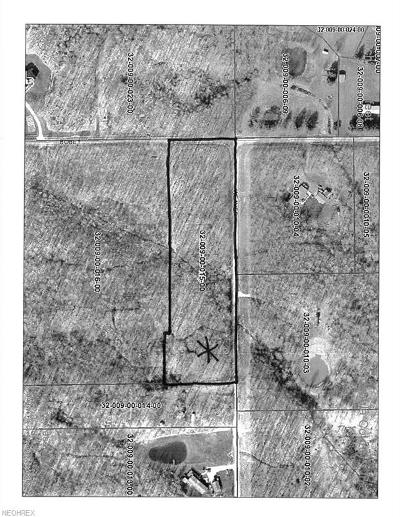Ashtabula County Residential Lots & Land For Sale: Weaver Rd