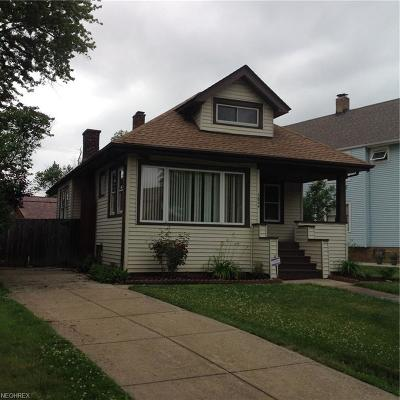Cleveland Single Family Home For Sale: 3894 West 157th St