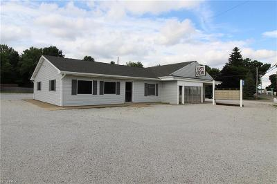 Stark County Commercial For Sale: 4767 Navarre Rd Southwest