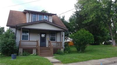 Zanesville Single Family Home For Sale: 347 Jordan Ave