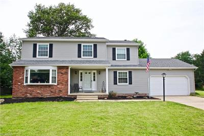 Richmond Heights Single Family Home For Sale: 4829 Lindsey Oval