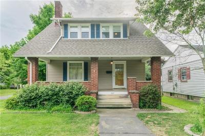 Single Family Home For Sale: 767 South Rockhill Ave