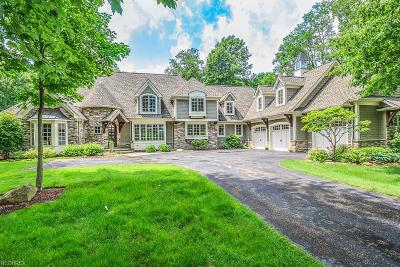 Chagrin Falls Single Family Home For Sale: 8159 Devon Ct