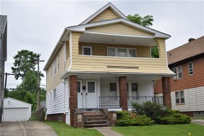 Garfield Heights Multi Family Home For Sale: 4808 East 84th St