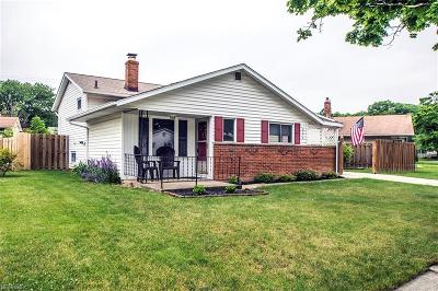 Single Family Home Sold: 4276 West 180th St