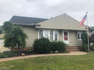 Lake County Single Family Home For Sale: 30421 Oakdale Rd
