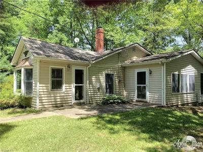 Ashtabula County Single Family Home For Sale: 5100 Forest Dr