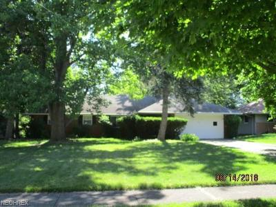 Richmond Heights Single Family Home For Sale: 497 Jeannette Dr
