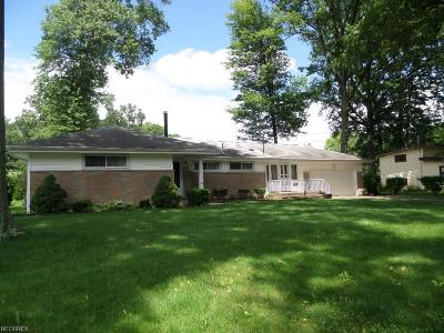 Warren Single Family Home For Sale: 1690 Westwood Dr Northwest