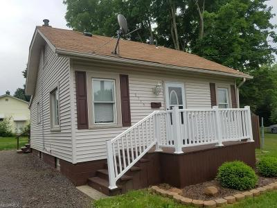 Youngstown Single Family Home For Sale: 5715 Southern Blvd