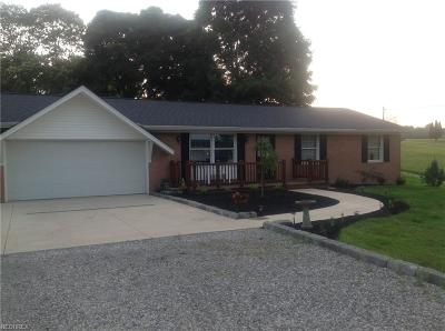 Single Family Home For Sale: 3935 South Mahoning Ave