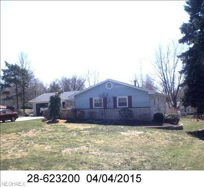 Warren Single Family Home For Sale: 895 Shady Ln
