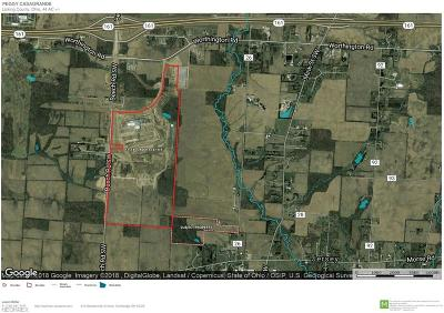 Licking County Residential Lots & Land For Sale: Harrison Rd