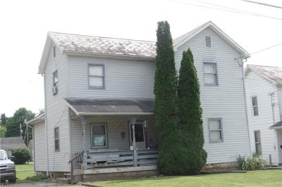Zanesville Single Family Home For Sale: 812 Caldwell St