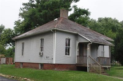 Zanesville Single Family Home For Sale: 908 Turner St