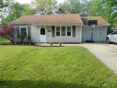 Cleveland Single Family Home For Sale: 18338 Ferncliffe Ave