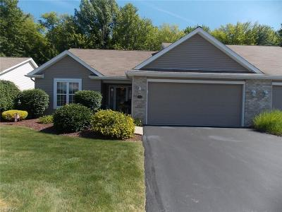 Austintown Single Family Home For Sale: 5804 Herons Blvd #A