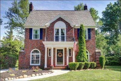 Fairview Park Single Family Home For Sale: 19562 Coffinberry Blvd