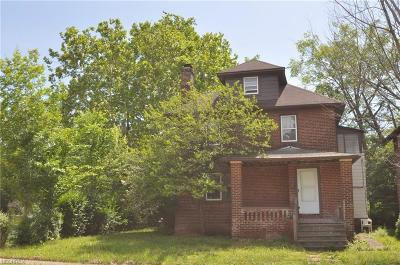 Cleveland Heights Multi Family Home For Sale: 2421 South Taylor Rd