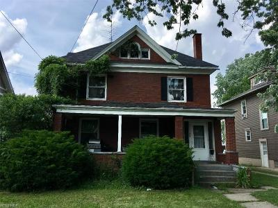 Stark County Multi Family Home For Sale: 1123 13th St Northwest
